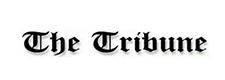 The tribune newspaper logo